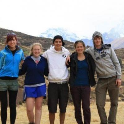 Craig B in Peru